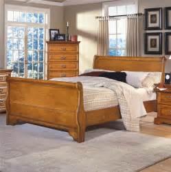 furniture gt bedroom furniture gt honey gt honey sleigh