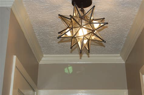 moravian star ceiling light moravian star light fixture