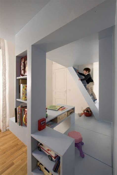 minimalist kids room design  ho architects interior