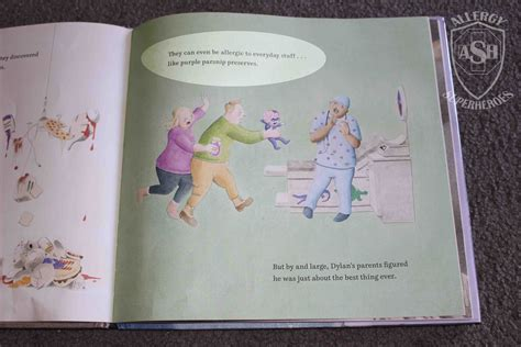 Book Review Tongue In Cheek By Fiona Walker by Food Allergy Parents Be Careful Of Food Allergies In
