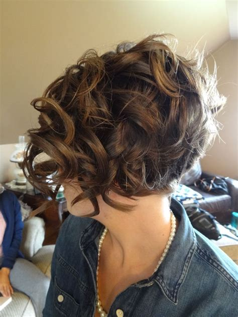 ideas  curly crop  pinterest short wavy