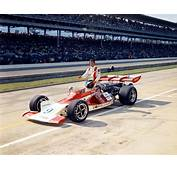 The Liveries Of 1972 Indianapolis 500 Mile Race