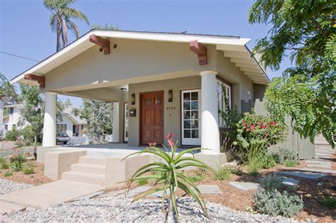 bungalow san diego california bungalow remodel traditional exterior san