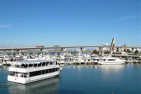 biscayne boat biscayne bay boat tour with transportation