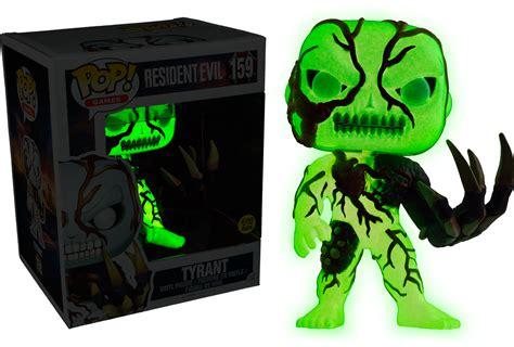 Glow In The Dark Wall Stickers resident evil tyrant glow in the dark 6 super sized pop