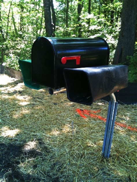swinging mailbox post swing away mailbox get a mailbox support 320 267 1642