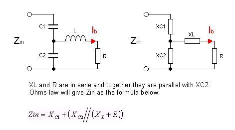 transistor lifier impedance matching class c lifier