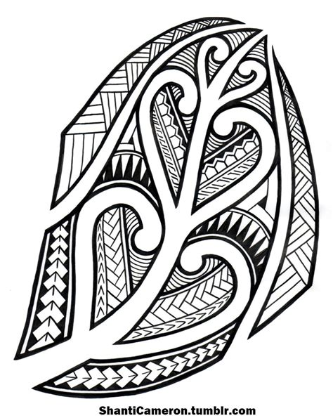 maori inspired tribal by shanticameron on deviantart