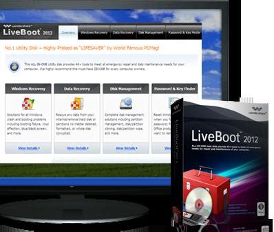 free full version software giveaway giveaway free full version wondershare liveboot 2012