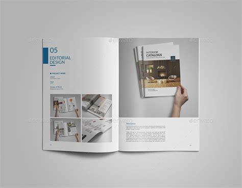 portfolio brochure template portfolio brochure template by adekfotografia graphicriver