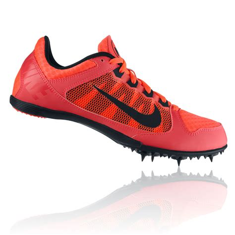 nike running shoes with spikes nike zoom rival md 7 running spikes ho14 50