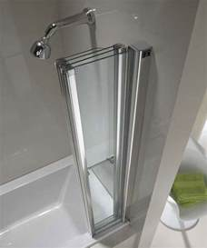 Retractable Shower For Bath Folding Bath Screens