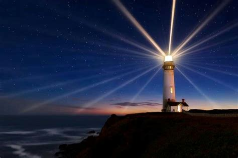California Lighting by Pigeon Point Lighthouse California Places I Like
