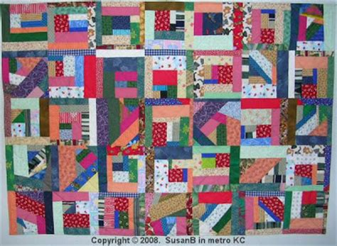 Mile A Minute Quilt by Handcrafting With Finished Quilts