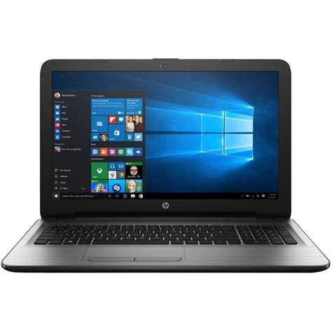 Memory Notebook Hp hp 15 6 quot laptop amd e2 series 4gb memory 500gb drive turbo silver skywavz