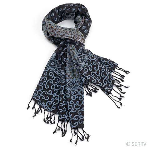 Batik Scarf Pattern | scarves batik patchwork scarf
