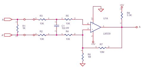 list of standard ttl integrated circuits with trigger inputs data interface delabs schematics electronic circuit