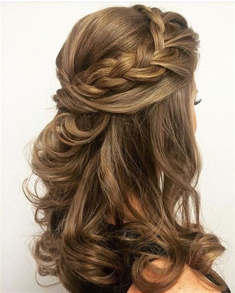 Wedding Hairstyles Half Up For Hair by Best 25 Hair Half Up Ideas On