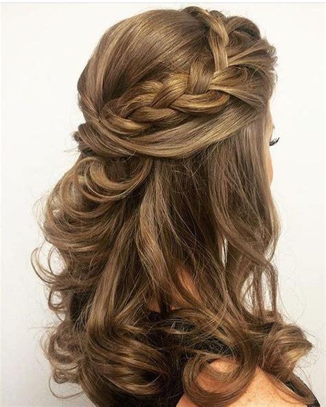 Half Up Wedding Hair – 20 Awesome Half Up Half Down Wedding Hairstyle Ideas