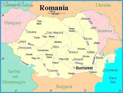 romania on the world map romania map of the world travelsfinders