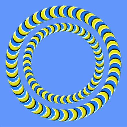 imagenes en movimiento ilusiones opticas movimiento ilusiones opticas