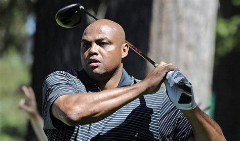 charles barkely golf swing video charles barkley to warriors fans shut up