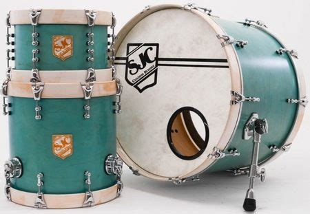 drum set bathroom sjc custom drums maple shell 3pc drum set washed teal