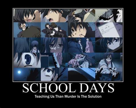 school days school days demotivational by hallemmerichotacon