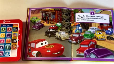 books about cars and how they work 2000 oldsmobile intrigue auto manual me reader disney pixar cars story for kids youtube