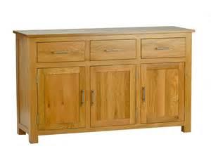 Home gt products gt natural oak gt natural oak large sideboard