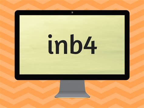 canva meaning what does inb4 actually mean