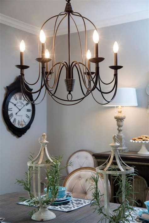 hgtv dining room lighting a 1940s vintage fixer upper for first time homebuyers