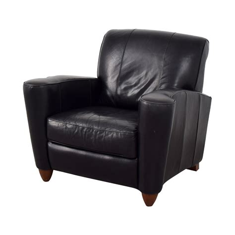 leather reading chair 76 off leather library reading chair chairs