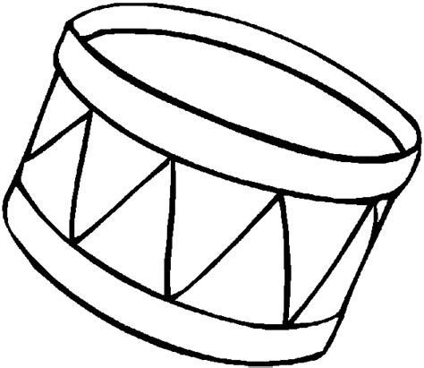 coloring picture of drum kit dark brown hairs