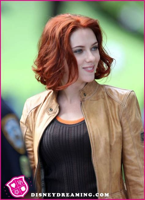 black widow hair color i will be dying my hair this color johansson on