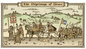 Pilgrimage In The Marketplace pilgrimage of grace walking trail opens in east