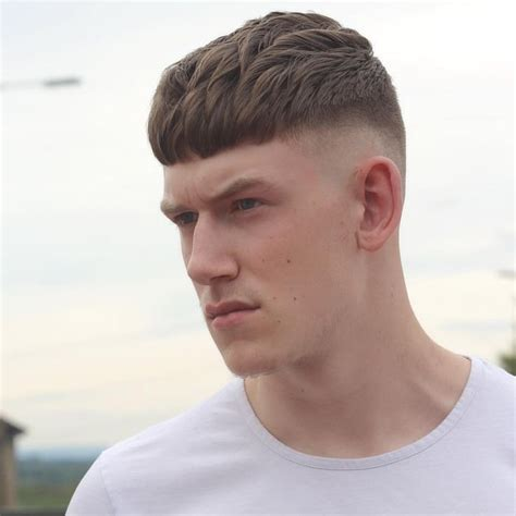 mens hairstyle forward and up tendance coiffure homme 2017 pour s offrir un look dans l