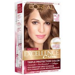 pictures of who colored their hair with loreal feria b16 l oreal paris excellence creme triple protection permanent