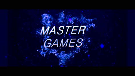 intro the game intro master games youtube