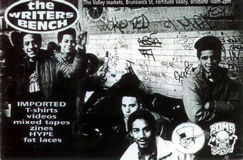 writers bench worldwide hip hop fliers