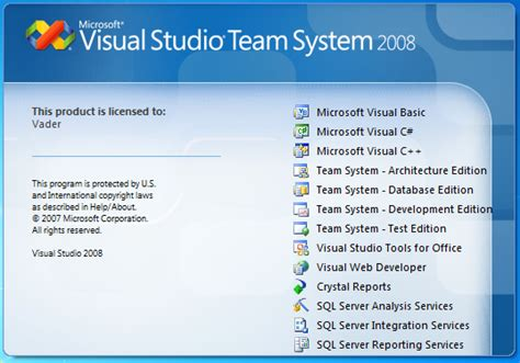 tutorial visual web developer 2008 microsoft visual studio 2008 installation on windows 7 as