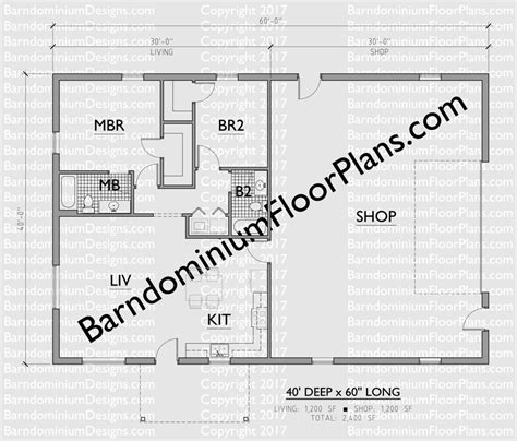 two story barndominium floor plans 40 x 60 barndominium floor plans