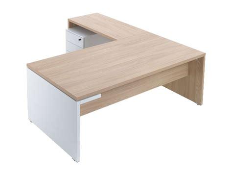 Mito Executive Office Desk With Return Radius Office Office Executive Desk Furniture