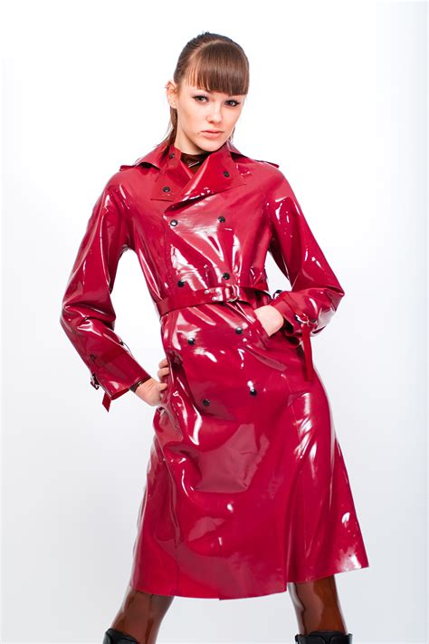 Stocking Designs by Trenchcoat Fantastic Rubber