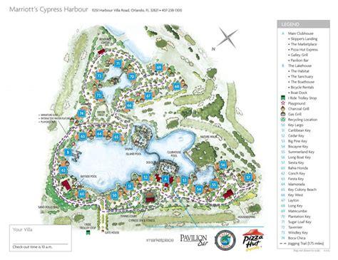 Cypress Floor Plan marriott s cypress harbour in orlando fl quot next door quot to