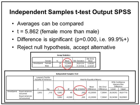 spss report sle reporting one sle t test 28 images 28 excel