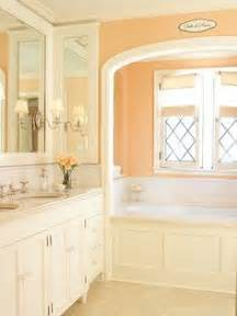 Peach Bathroom on Pinterest   Peach Colored Rooms, Victorian Bathroom