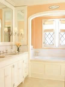 Peach Bathroom on Pinterest   Peach Colored Rooms, Victorian Bathroom