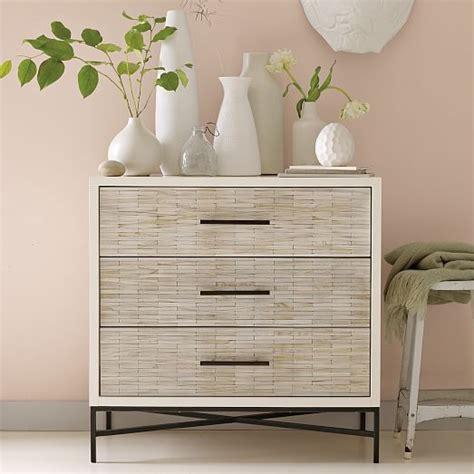 West Elm Wood Tiled Dresser by Wood Tiled 3 Drawer Dresser West Elm