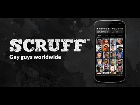 scruff for android dating application review scruff